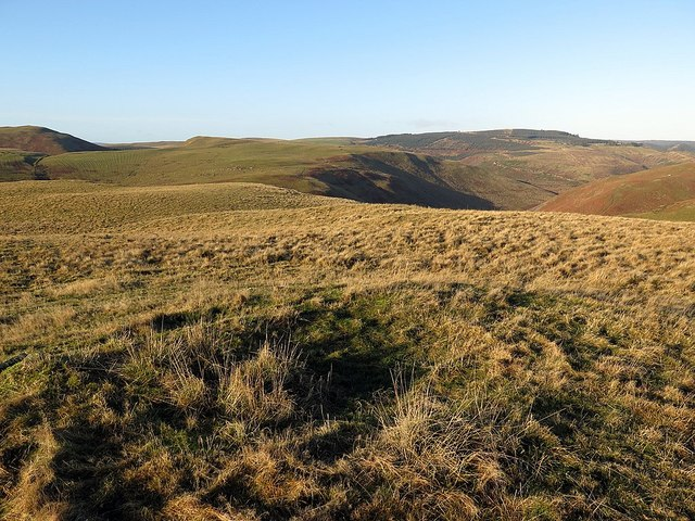Clennell Hill