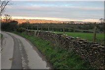 ST8968 : View from Lanes End, Gastard by David Howard