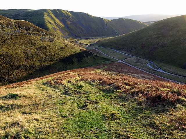 River Alwin from The Dodd