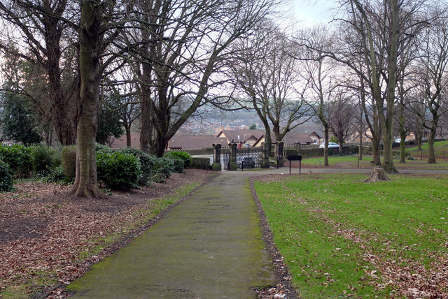 Burgh Lane Gate, Crow Nest Park, Dewsbury
