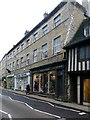 TF0207 : 37-39 St Mary's Street, Stamford by Alan Murray-Rust
