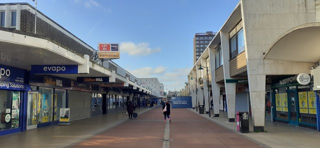 Town square, Basildon