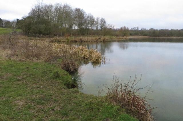Sywell Reservoir