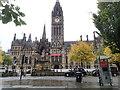 SJ8398 : Manchester Town Hall by Eirian Evans