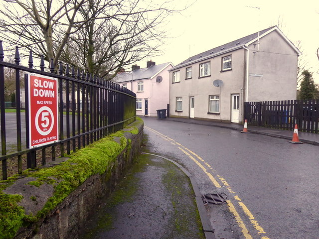 Campsie Crescent, Omagh