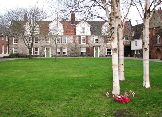 The Great Hospital - The Vicarage