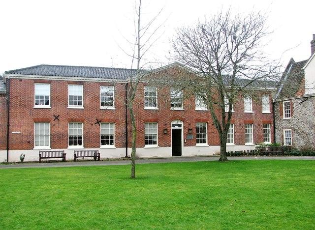 The Great Hospital - St Helen's House