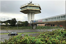 "SD5052 : Lancaster Services, The ""Pennine Tower"" by David Dixon"
