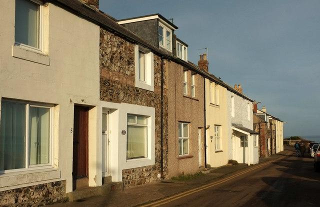 Cottages, Craster