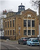 TQ3084 : West Library, Islington by Jim Osley