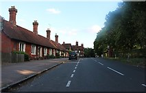 TL4218 : Tower Hill, Hadham Cross by David Howard