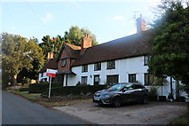 TL4220 : Whiprow Cottages, Much Hadham by David Howard