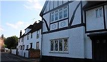 TL4322 : Tudor building in Little Hadham by David Howard