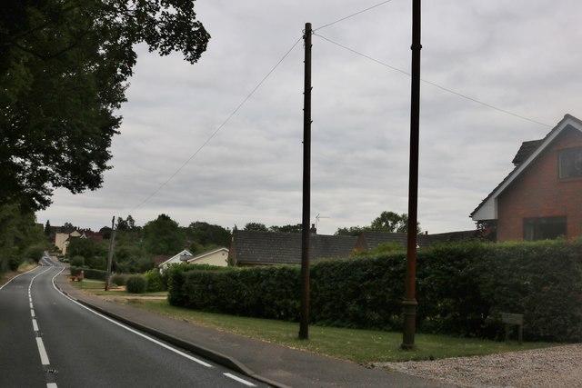 Feathers Hill, Hatfield Broad Oak