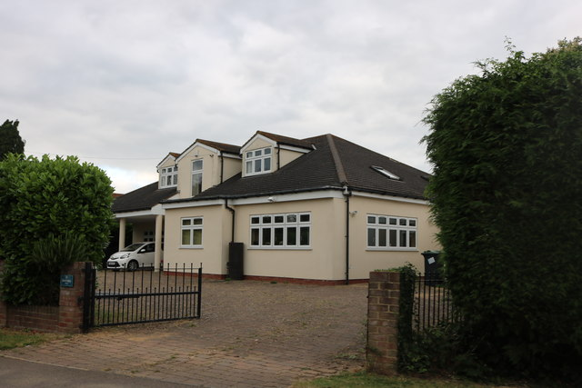 Bungalow on Matching Road, Ardley End