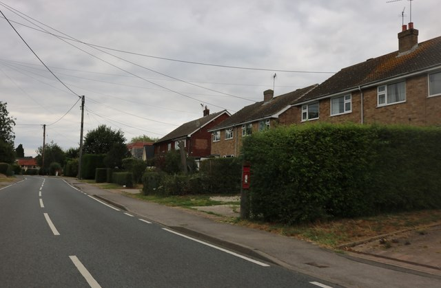 Matching Road, Ardley End