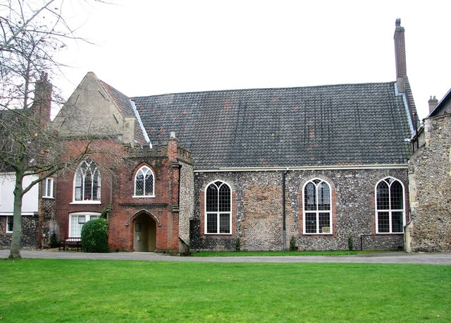 The Great Hospital - The Refectory