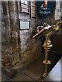 SZ0382 : Lectern - St Nicholas' Church, Studland  by Phil Champion