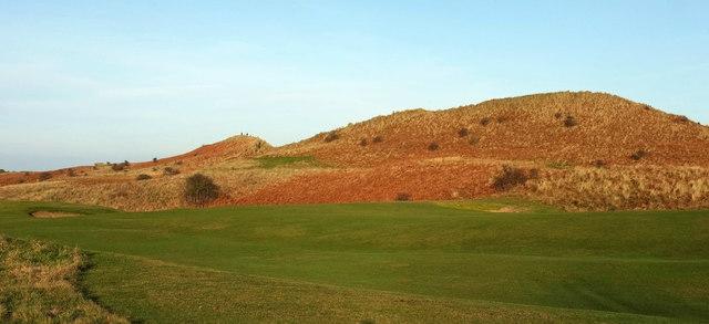 Dunes, Dunstanburgh Castle Golf Course