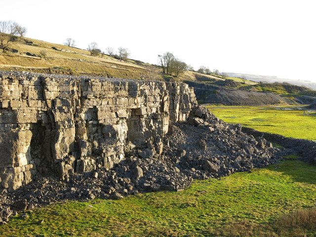 Harrowbank Quarry (disused)