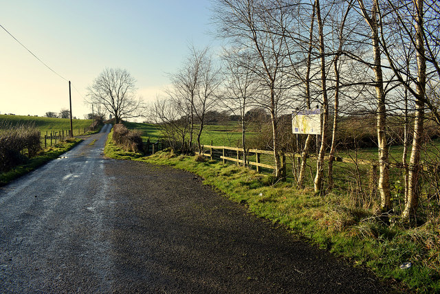 Dryarch Road, Lisboy
