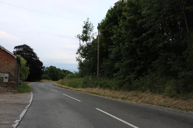 Burbage Road