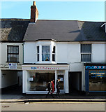 ST0207 : Cullompton: Fore Street by Martin Bodman