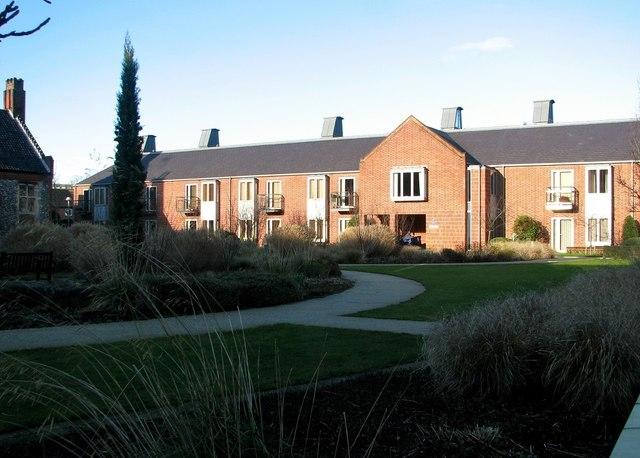 The Great Hospital - Holme Terrace