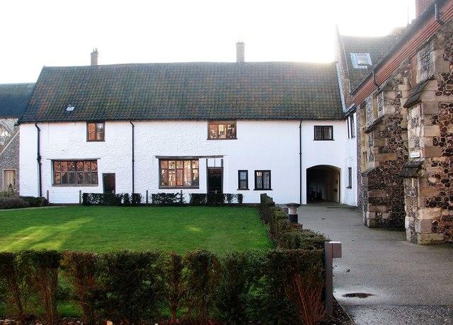 The Great Hospital - chaplain's dormitory