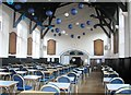 TG2309 : The Great Hospital - Birkbeck Hall (interior) by Evelyn Simak