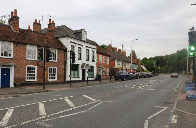 Bath Road, Woolhampton