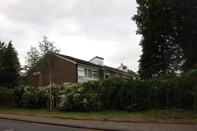Rear of houses on Boyn Hill Close, Maidenhead