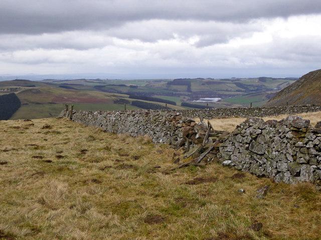 Walls, Wideopen Hill