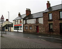SO6302 : High Street houses and businesses, Lydney by Jaggery