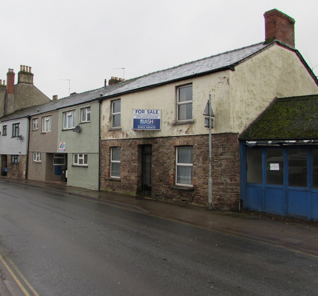 High Street house for sale in January 2020, Lydney