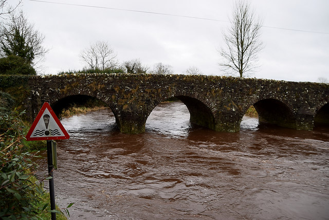 Bloody Bridge, Camowen River