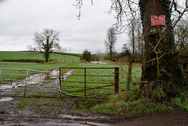 Gate, Aghagallan