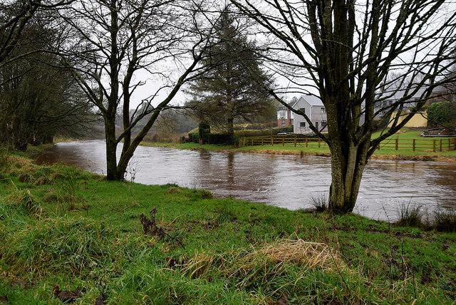 Camowen River, Mullaghmore
