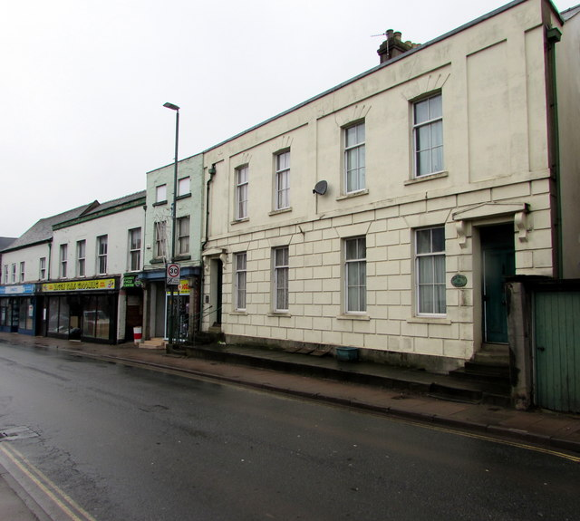 Old Bank House Dental Surgery, 19 High Street, Lydney