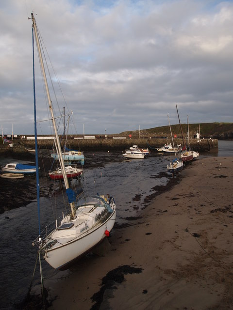 The Harbour, Cemaes Bay