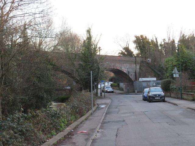 Mill Lane, Carshalton