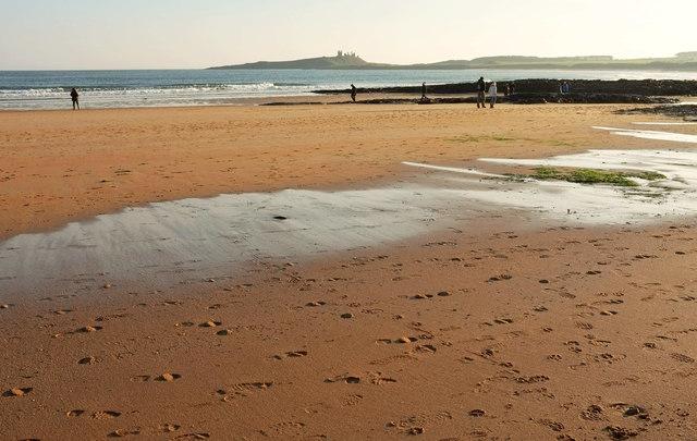 Beach, Embleton Bay