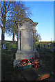 TL9759 : Rattlesden War Memorial by Adrian S Pye