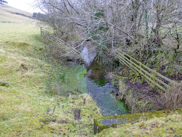 Drain from Linton Loch
