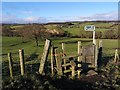 SE3101 : Footpath stile leading to Cliffe Farm by Stephen Ostler