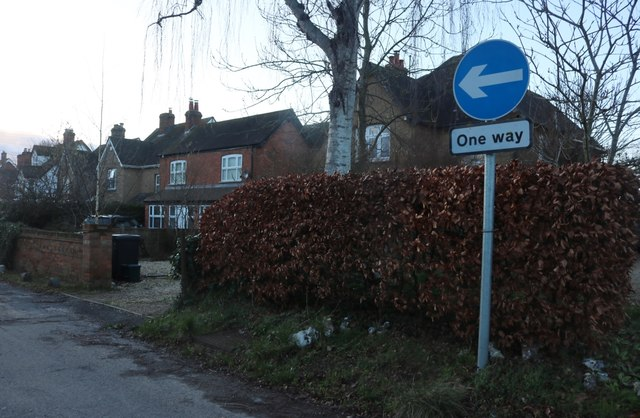 Spring Lane, Watlington
