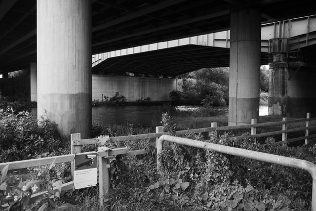 Viaducts across the Mersey