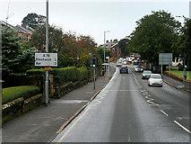 NS3526 : Prestwick, Pedestrian Traffic Lights on Monkton Road by David Dixon