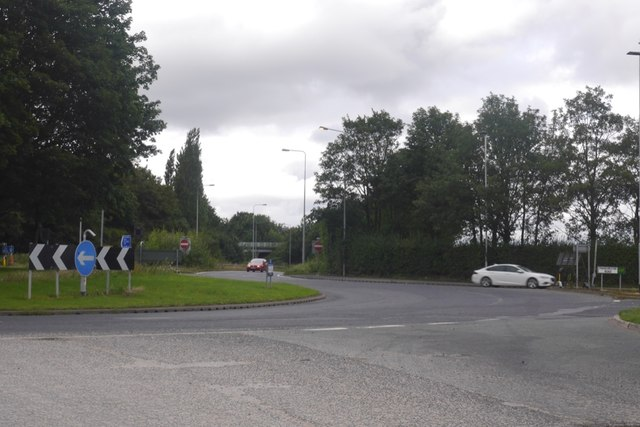 Junction 21, M6