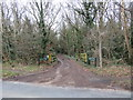 TQ2560 : Freedown Lane, near Banstead by Malc McDonald